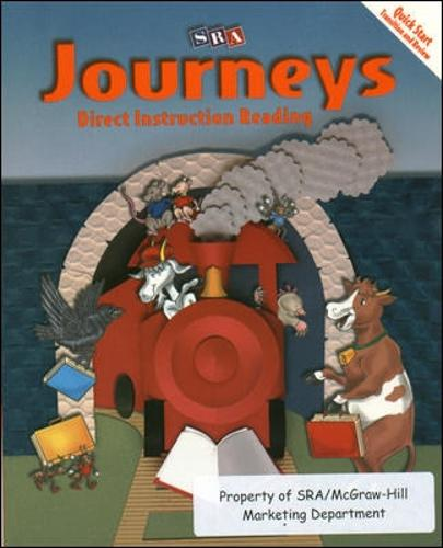 Journeys Level 1, Softcover Textbook For Quick Start Lessons - JOURNEYS (Hardback)