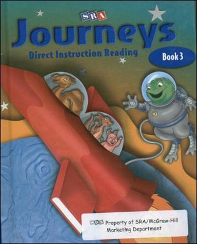 Journeys Level 3, Textbook 3 - JOURNEYS (Hardback)