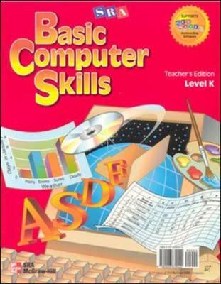 Basic Computer Skills: Level K Teacher Edition (Hardback)