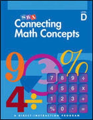 Connecting Math Concepts Level D, Additional Answer Key - CONNECTING MATH CONCEPTS
