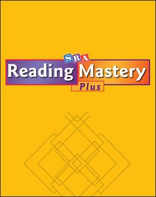 Reading Mastery Plus Grade 1, Teacher Materials - READING MASTERY SIGNATURE SERIES