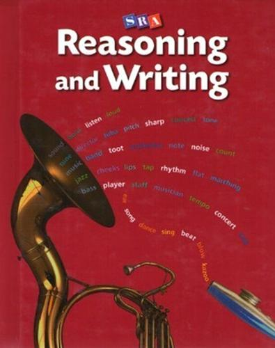 Reasoning and Writing Level F, Textbook - REASONING AND WRITING SERIES (Hardback)