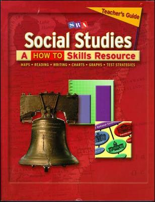 Skills Handbook: Using Social Studies, Teacher Guide Level 3 - SRA Geography (Paperback)