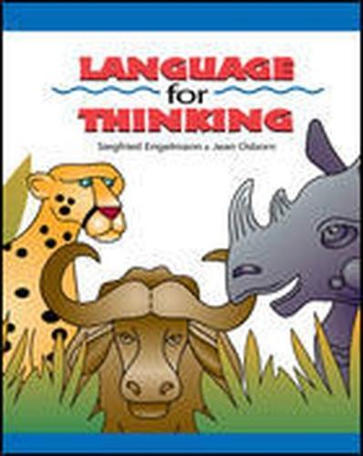 Language for Thinking, Additional Answer Key - DISTAR LANGUAGE SERIES