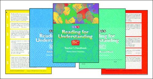 Reading for Understanding - Complete Program C - Grades 3-12 (Paperback)