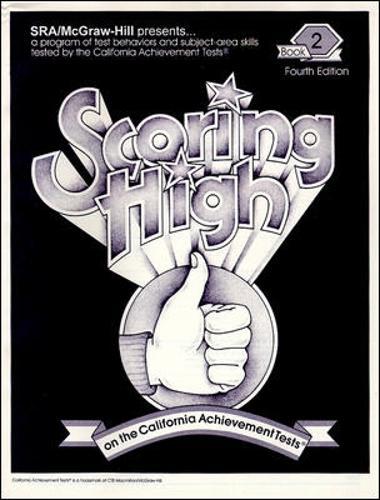 Scoring High on the California Achievement Tests (CAT), Student Edition Grade 2 - SCORING HIGH, CAT (Paperback)