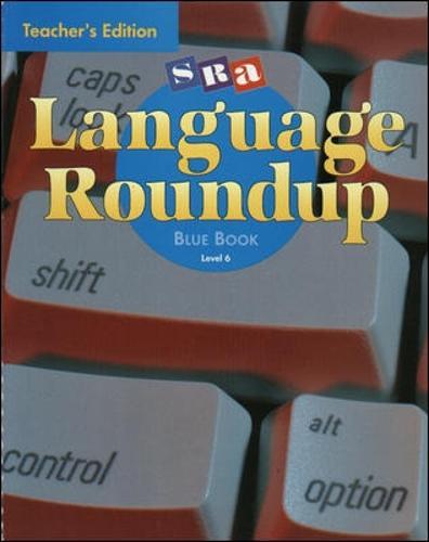 Language Roundup, Teacher's Edition, Level 6 - LANGUAGE ROUNDUP (Paperback)
