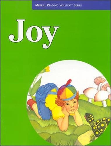 Merrill Reading Skilltext (R) Series, Joy Student Edition, Level 1.8 - MERRILL READING SKILLTEXT (Paperback)