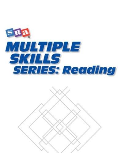 Multiple Skills Series, Complete Middle Grades Set (4-9) - MULTIPLE SKILLS SERIES (Book)