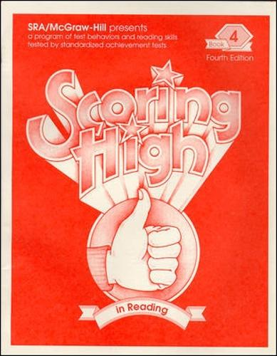 Scoring High in Reading 4th Edition Grade 4 Student Edition - SCORING HIGH, READING (Paperback)