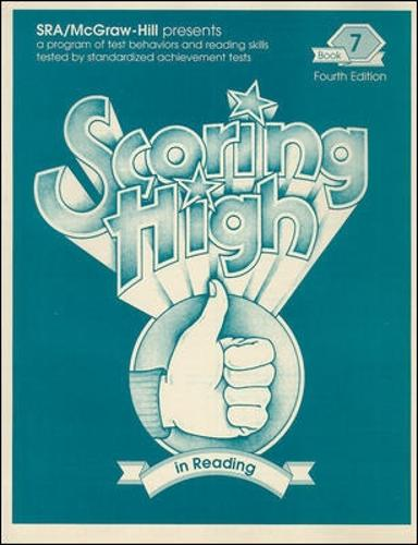 Scoring High in Reading 4th Edition Grade 7 Student Edition - SCORING HIGH, READING (Paperback)