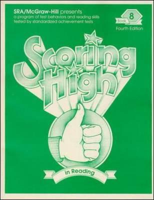 Scoring High in Reading Grade 8 - Test Prep - Other (Paperback)