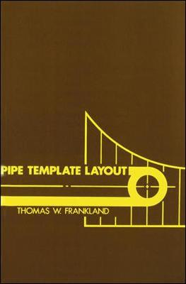 Pipe Template Layout - OTHER TECHNOLOGY (Spiral bound)