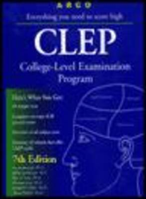 Preparation for the Clep, College-Level Examination Program: The 5 General Examinations (Paperback)