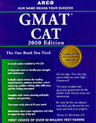 GMAT CAT: 2000 Edition (Paperback)