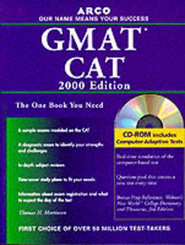 GMAT CAT: 2000 Edition