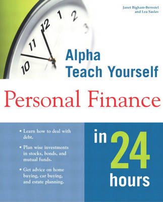 Alpha Teach Yourself Personal Finance in 24 Hours (Paperback)