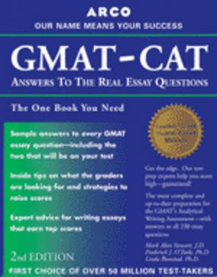 Gmat Answers to the Real Essay Questions (Paperback)