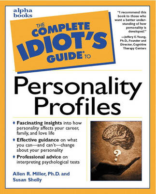 Complete Idiot's Guide to Personality Profiles (Paperback)