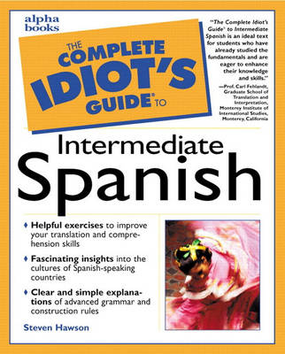 Complete Idiot's Guide to Intermediate Spanish (Paperback)