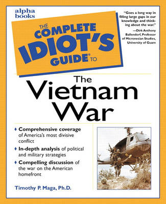 Complete Idiot's Guide to the Vietnam War (Paperback)