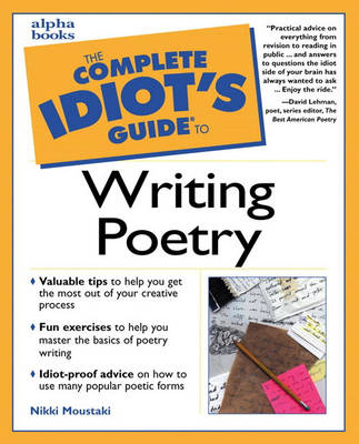 Complete Idiot's Guide to Writing Poetry (Paperback)