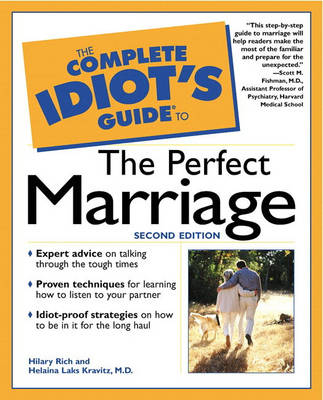 Complete Idiot's Guide to the Perfect Marriage (Paperback)