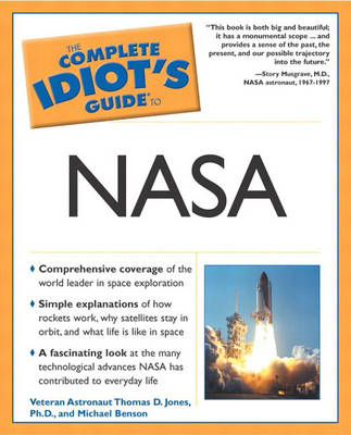 The Complete Idiot's Guide (R) to NASA (Paperback)