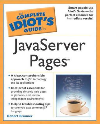 Complete Idiot's Guide to JavaServer Pages (Paperback)
