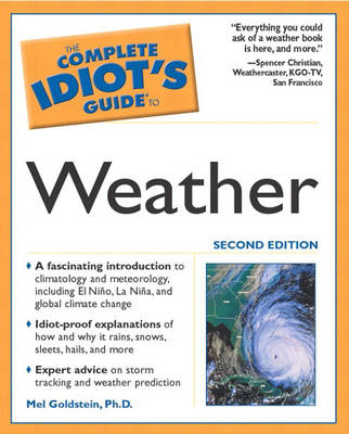 The Complete Idiot's Guide to Weather - The complete idiot's guide (Paperback)