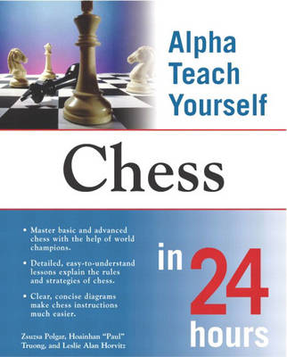 Alpha Teach Yourself Chess in 24 Hours (Paperback)