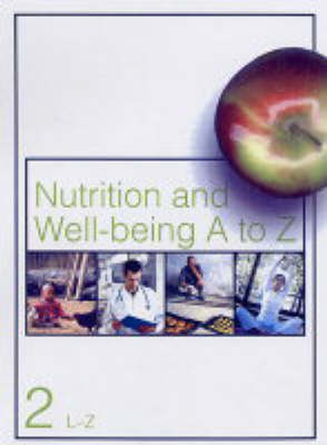 Nutrition & Well-being A-Z (Hardback)