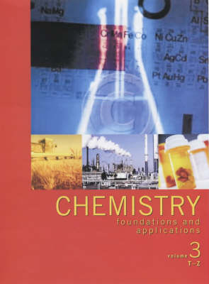 Chemistry: Foundations and Applications (Hardback)