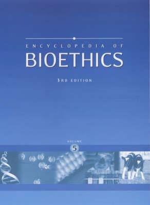 Encyclopedia of Bioethics (Hardback)