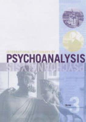 International Dictionary of Psychoanalysis (Hardback)
