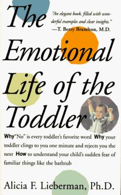 Emotional Life of the Toddler (Paperback)