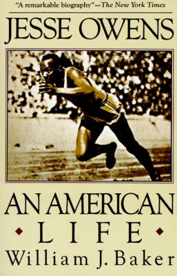 Jesse Owens: An American Life (Paperback)