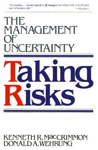 Taking Risks (Paperback)