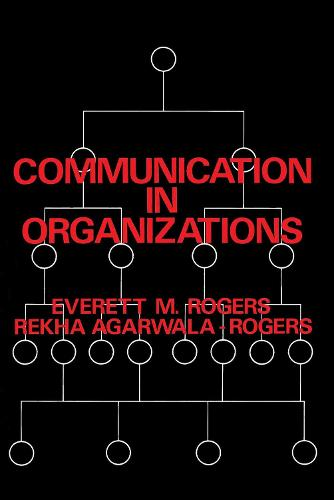 Communication in Organizations (Paperback)