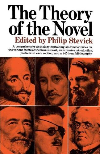 Theory of the Novel (Paperback)