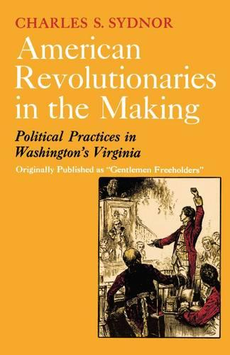 American Revolutionaries in the Making (Paperback)