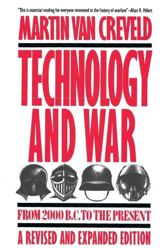 Technology and War: From 2000 B.C. to the Present (Paperback)