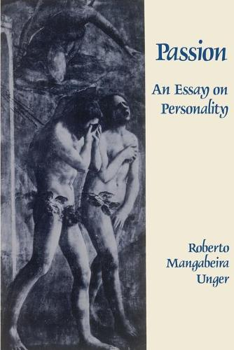 Passion: An Essay on Personality (Paperback)
