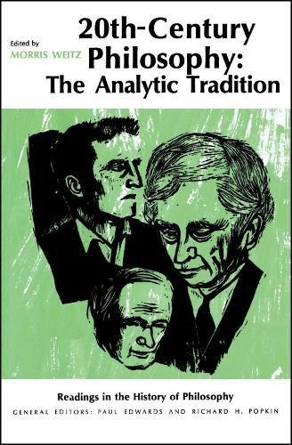 Twentieth-Century Philosophy (Paperback)