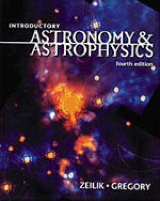 Introductory Astronomy and Astrophysics (Hardback)