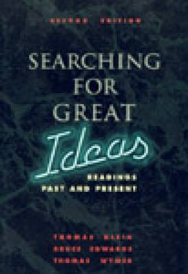 Searching for Great Ideas: Readings Past and Present (Paperback)
