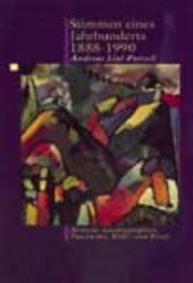 Deutsche Autobiographien, Tagebucher, Bilder und Briefe: Stimme Eines Jahrhun 1888-1990 (Paperback)