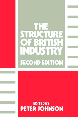 The Structure of British Industry (Paperback)
