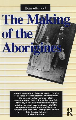 The Making of the Aborigines (Paperback)