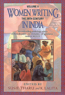 Women Writing in India: The 20th Century v. 2: 600 BC to the Present (Paperback)